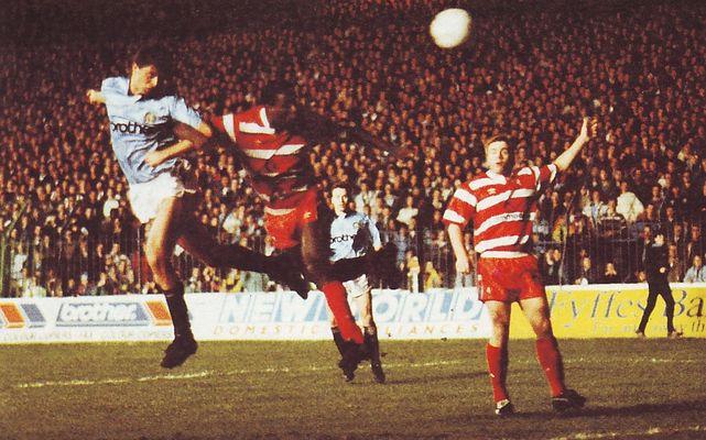 chelsea home 1989 to 90 quinn goal