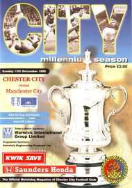 chester fa cup 1999 to 00 prog