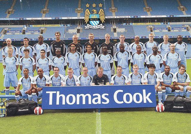 city team group 2006-07