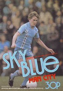 coventry away 1980 to 81 prog