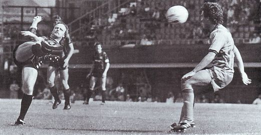 coventry away 1985 to 86 action