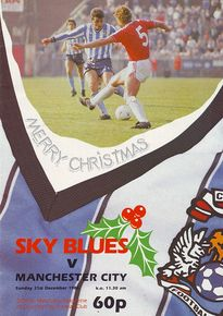 coventry away 1986 to 87 prog