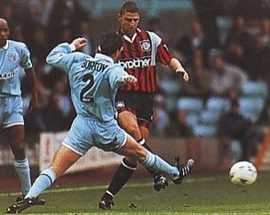 coventry away 1994 to 95 action2