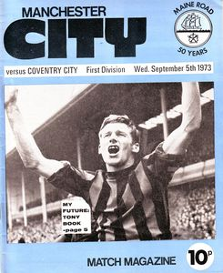 coventry home 1973 to 74 proga
