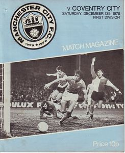 coventry home 1975 to 76 proga