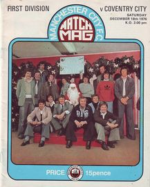 coventry home 1976 to 77 prog