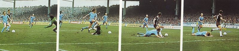 coventry home 1978 to 79 barnes fouled 2nd penalty