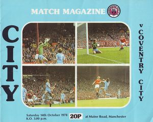 coventry home 1978 to 79 prog