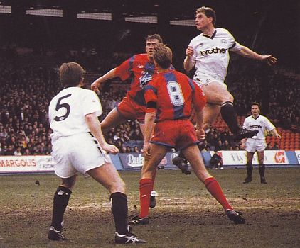 crystal palace away 1990 to 91