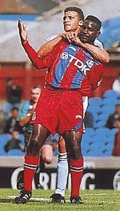 crystal palace home 1994 to 95 action2