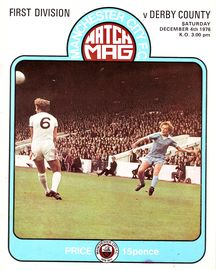 derby home 1976 to 77 prog