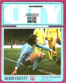 derby home 1977 to 78 prog