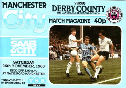 derby home 1983 to 84 prog