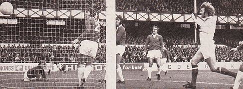 everton away 1972 to 73 lee 1st goal