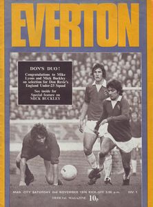 everton away 1974 to 75 prog