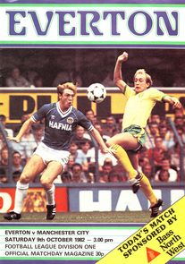 everton away 1982 to 83 prog
