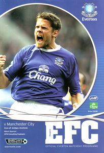 everton away 2006 to 07 prog
