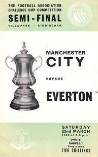 everton fa cup semi 1968 to 69 prog