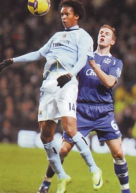 EVERTON HOME 2008-09 ACTION