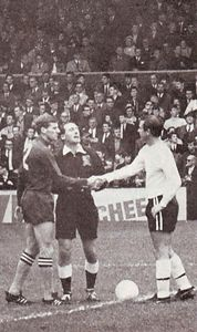 fulham away 1967 to 68 captains