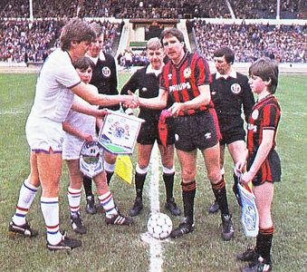 full members cup final 1985 to 86 captains