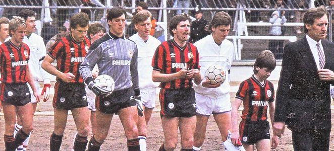 full members cup final 1985 to 86 teams