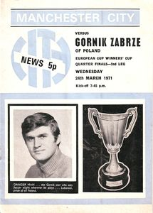 gornik home 1970-71 prog