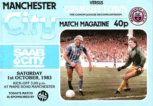grimsby home 1983 to 84 prog