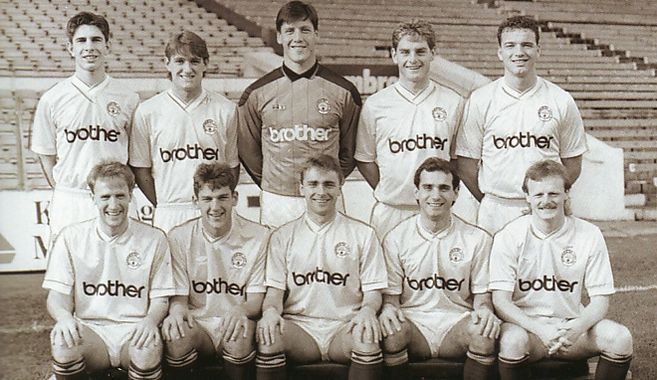 guinness soccer 6 1987 to 88 squad