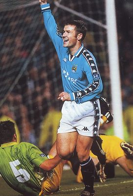 halifax fa cup 1998 to 99 russell goal