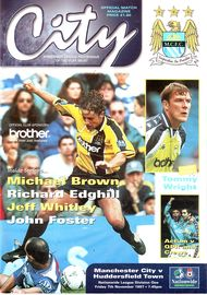 huddersfield home 1997 to 98 prog
