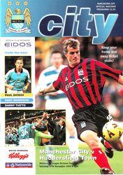 huddersfield home 1999 to 00 prog