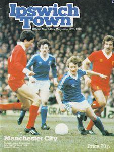 ipswich away 1978 to 79 prog