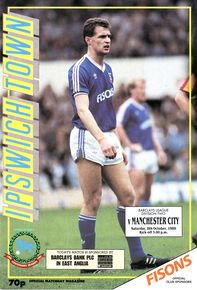 ipswich away 1988 to 89