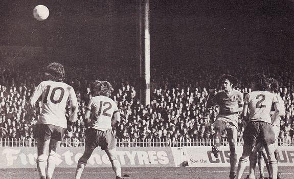 ipswich home 1976 to 77 watson goal