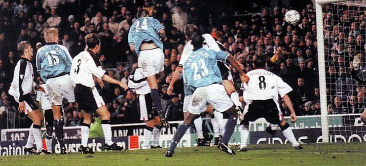 ipswich home 2000 to 01 howey goal