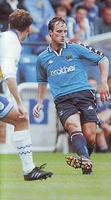 kilmarnock away friendly 1997 to 98 action