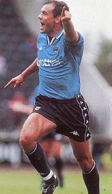 kilmarnock away friendly 1997 to 98 rosler goal