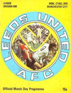 leeds away 1976 to 77 prog