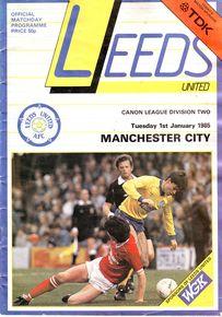 leeds away 1984 to 85 prog