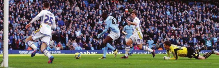 leeds fa cup 2012 to 13 yaya goal