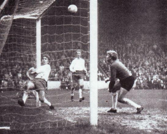 leeds home 1967 to 68 bell winning goal