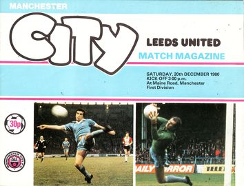 leeds home 1980 to 81 prog