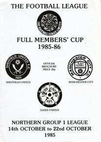 members cup 1985 to 86