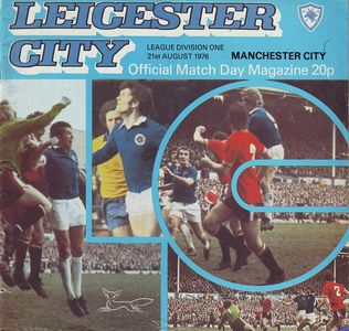 leicester away 1976 to 77 prog