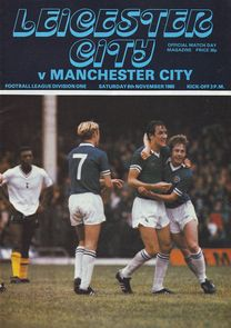 leicester away 1980 to 81 prog