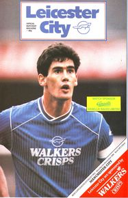 leicester away 1988 to 89 prog