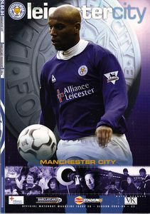 leicester away 2003 to 04 prog