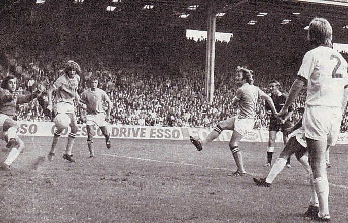 leicester home 1972-73 marsh goal