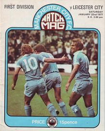 leicester home 1976 to 77 prog